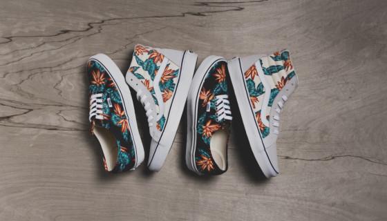 "Vans ""Vintage Aloha"" Pack"