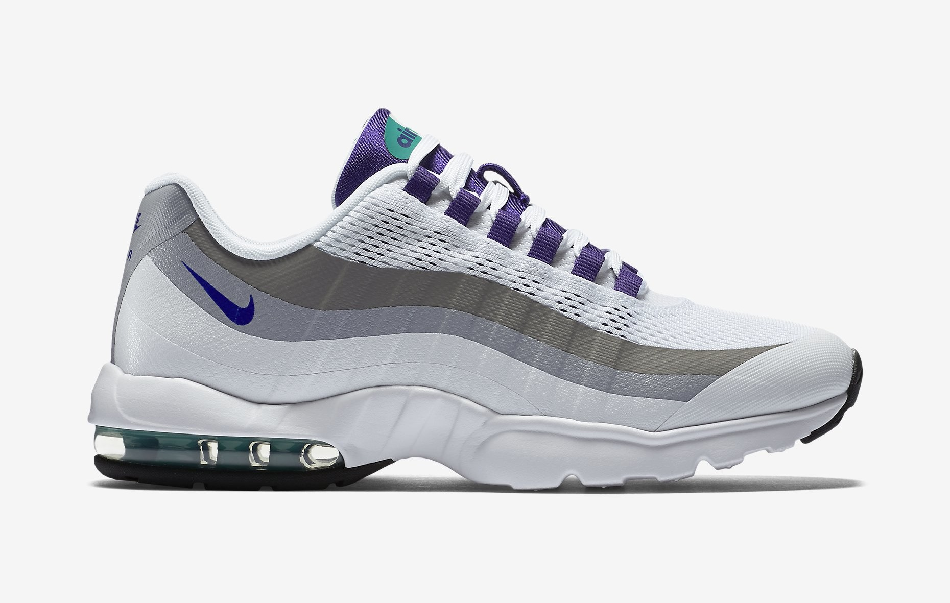 nike air max 95 ultra wmns grape sneakers addict. Black Bedroom Furniture Sets. Home Design Ideas