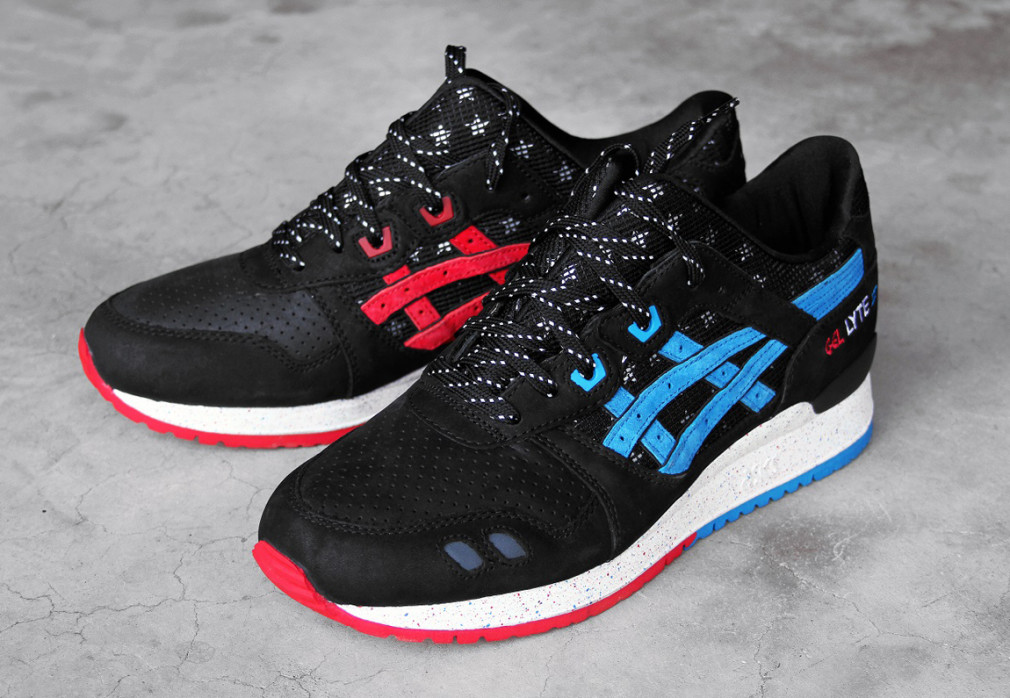 Wale x Villa x ASICS Gel Lyte III Bottle Rocket