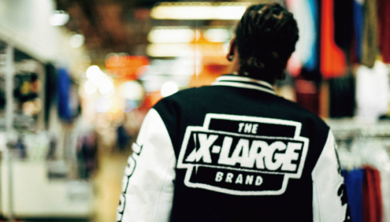 XLARGE collection Automne/Hiver 2015 – Lookbook