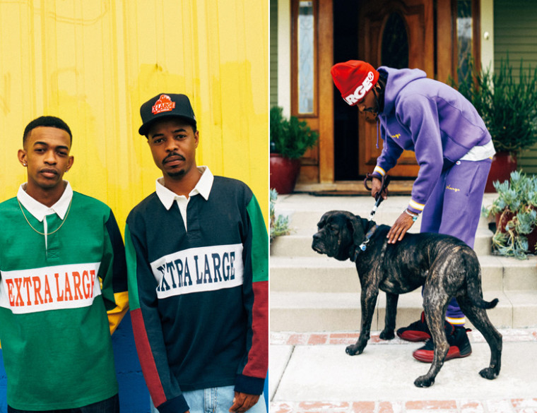 XLARGE Lookbook Fall 2015 collection