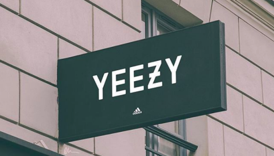The first Yeezy Store will open in California