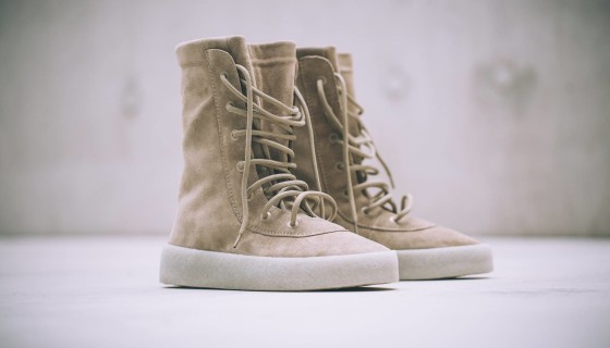 Yeezy Season 2 Crepe Boot