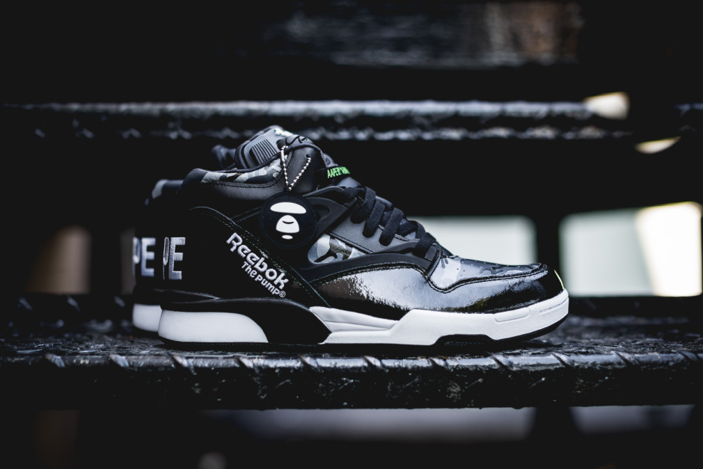 AAPE by A Bathing Ape Reebok Pump Omni Lite (Packer Preview: launching 9.26.15)
