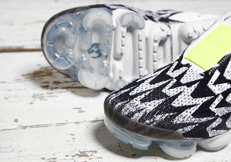Acronym x Nike Vapormax Moc Toe Box