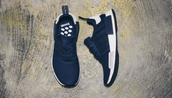 adidas NMD Runner Navy / White