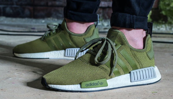 "adidas NMD_R1 Olive ""Europe Exclusive"""