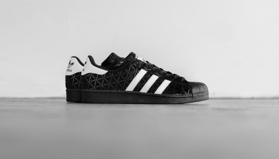 adidas Superstar Triaxial Print
