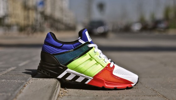 "adidas ""Color Blocking"" Equipment Running Support 93"