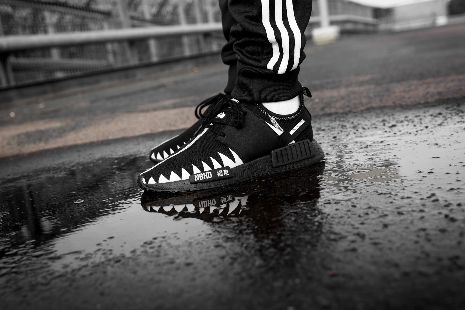 quality design 51dd7 7b936 adidas x Neighborhood : Release Date | WAVE®