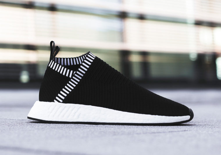 the latest 4d064 0515e Adidas NMD City Sock 2 Core Black | WAVE®