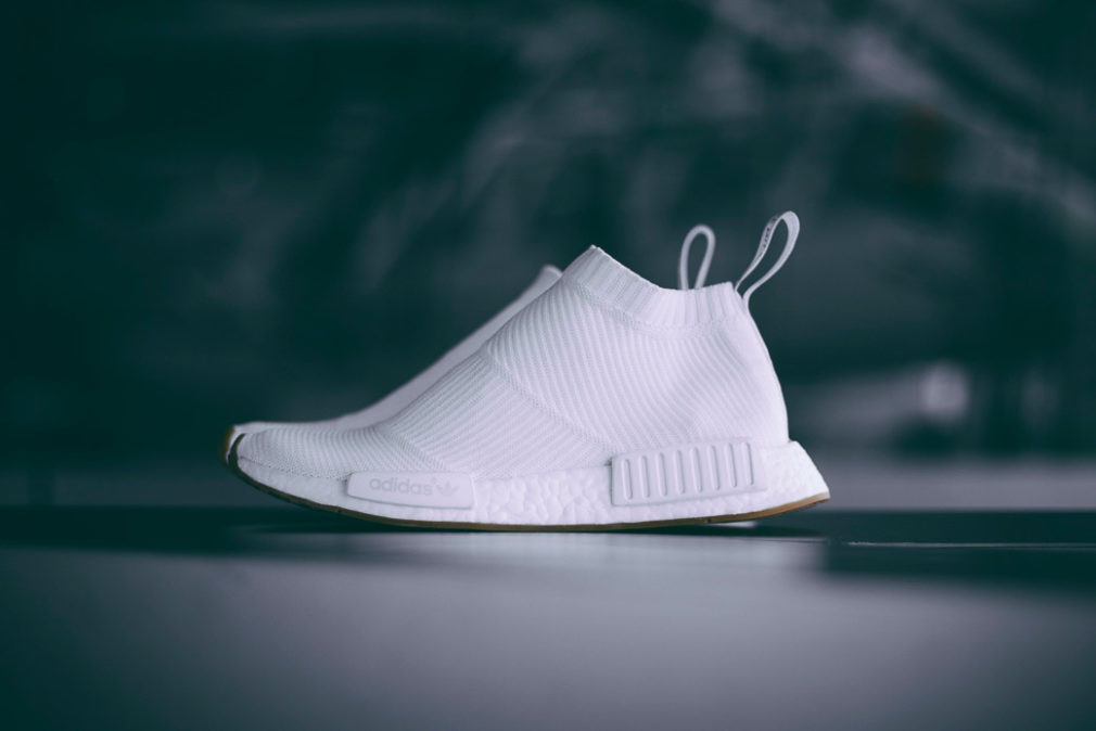 adidas NMD City Sock Gum Sole Primeknit