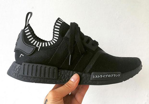 adidas NMD Runner Core Black - White