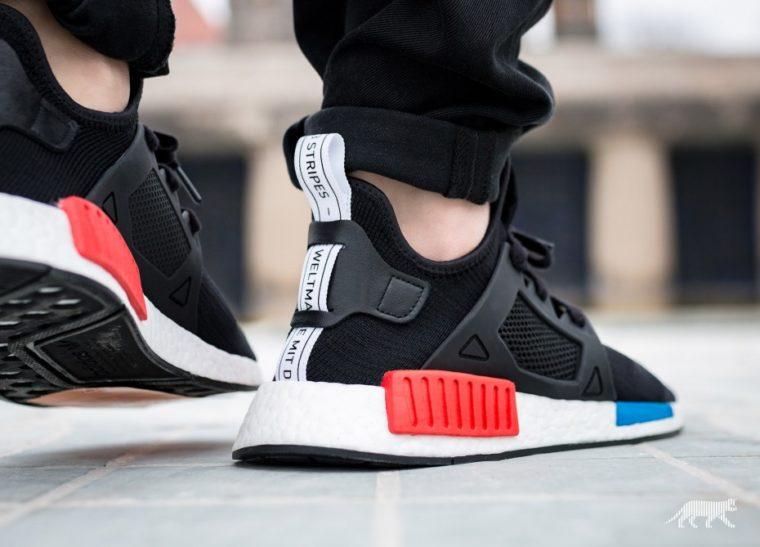 adidas gazelle og black red adidas nmd xr1 grey and black