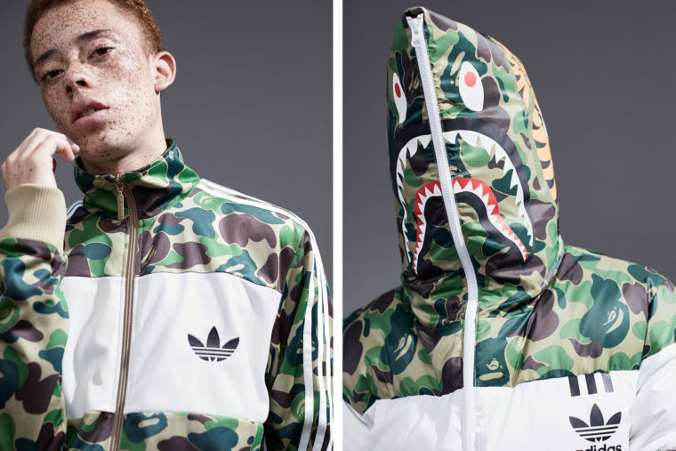 Adidas Originals x Bape 2016