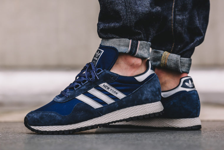 Adidas Originals New York Dark Blue