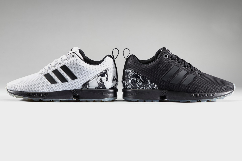 "adidas Originals Unveils ""mi Star Wars"" ZX Flux"