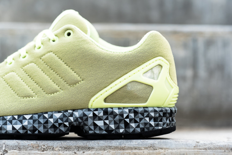 "Adidas Originals ZX Flux ""Frost Yellow"""