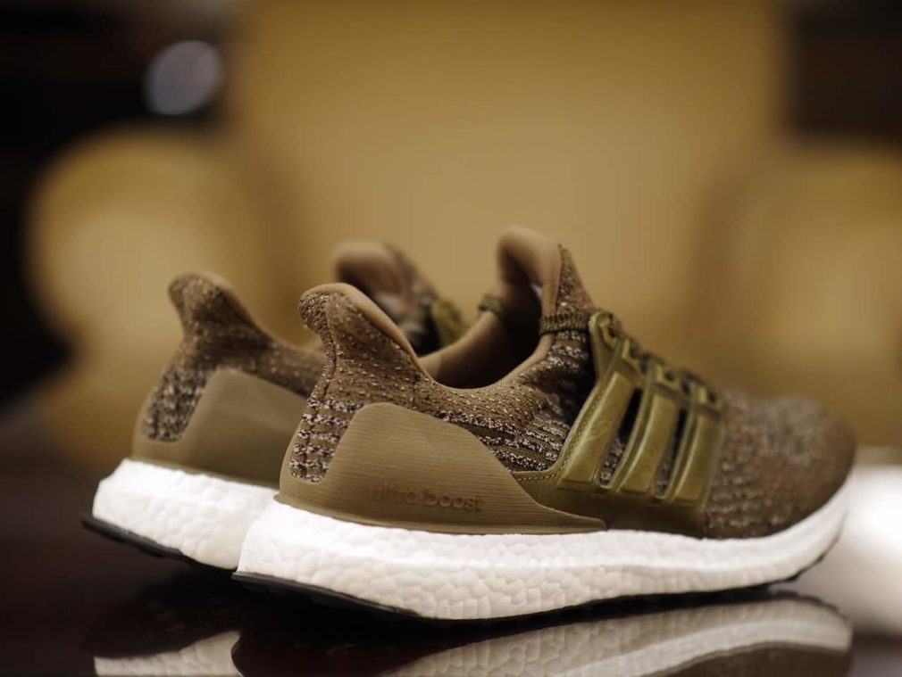 adidas Ultra Boost 3.0 Releasing in Pearl Grey and Trace Cargo