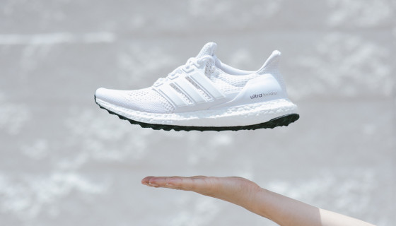 adidas Ultra Boost White/White – Nouvelles images