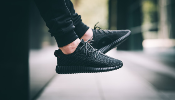 adidas Yeezy Boost 350 Black – New Pictures