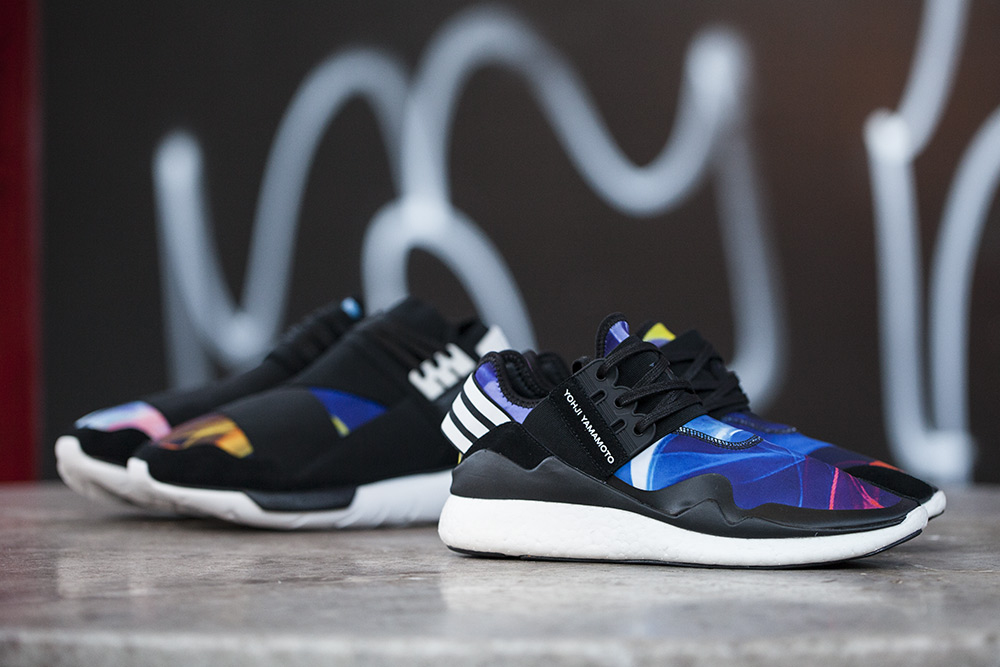 "adidas Y-3 Qasa & Retro Boost ""Multi-Colour"" Pack"