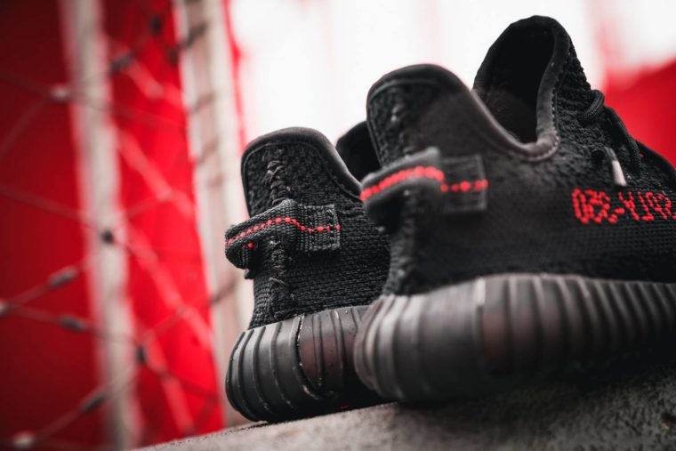 adidas Yeezy Boost 350 V2 Core Black : Closer Look | WAVE®