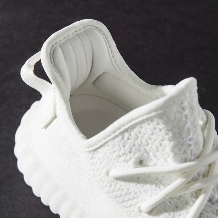 Adidas Yeezy Boost 350v2 Triple White First Pictures