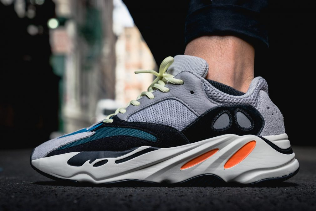 adidas Yeezy Boost 700 Wave Runner On Feet