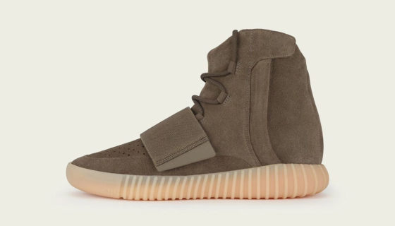 Adidas Yeezy Boost 750 Light Brown Official Pictures