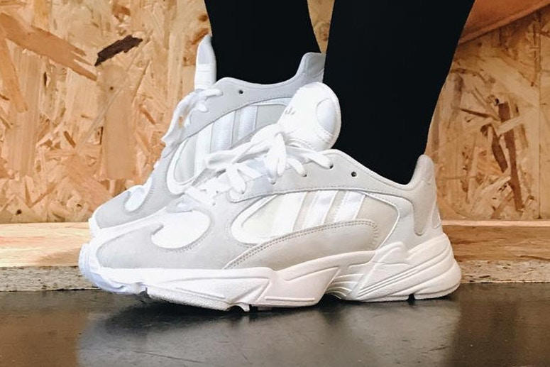 Adidas Yung 1 : On feet | WAVE®