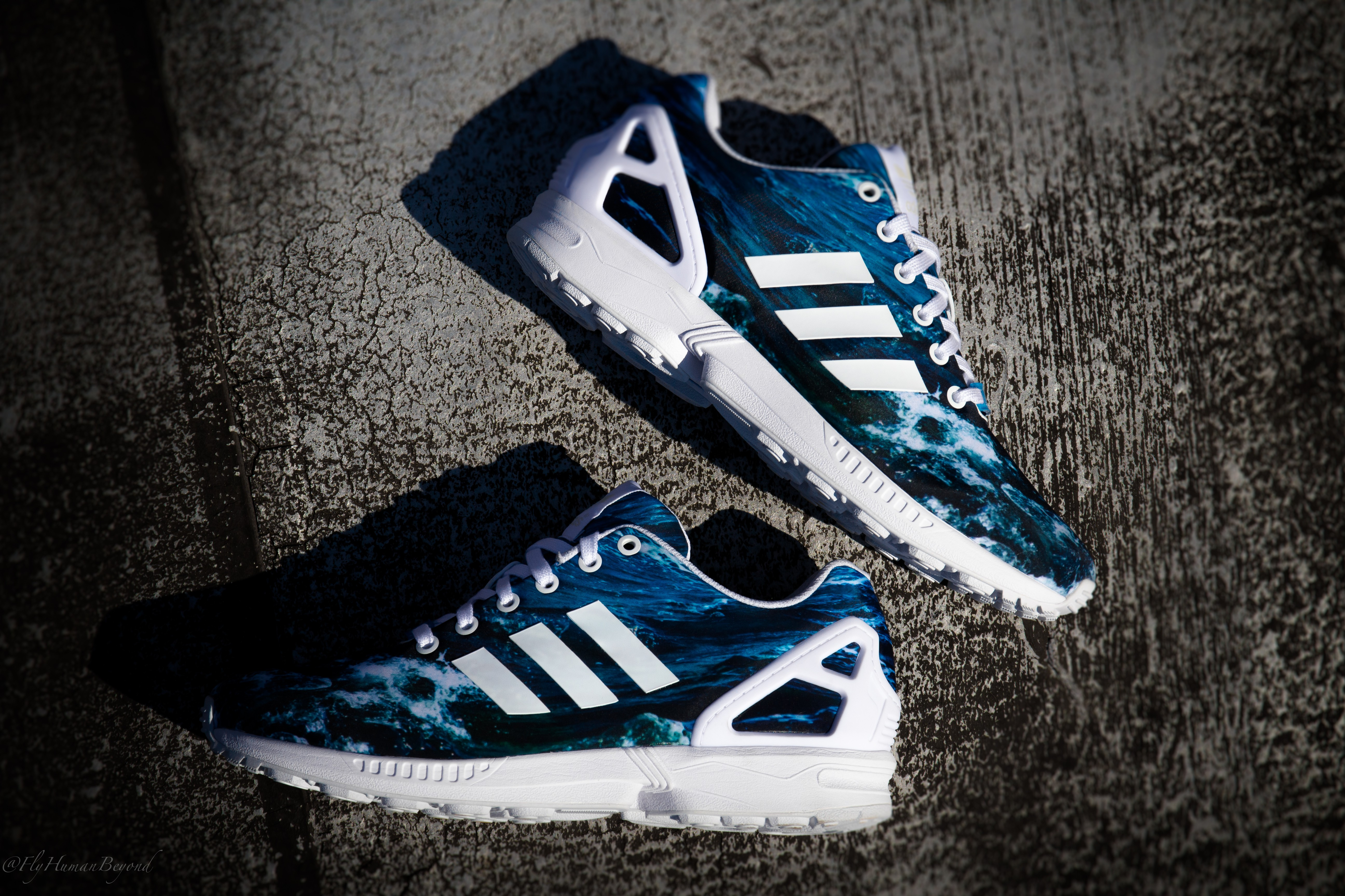 Adidas Zx Flux Printemps 2014 Release Reminder Page 2