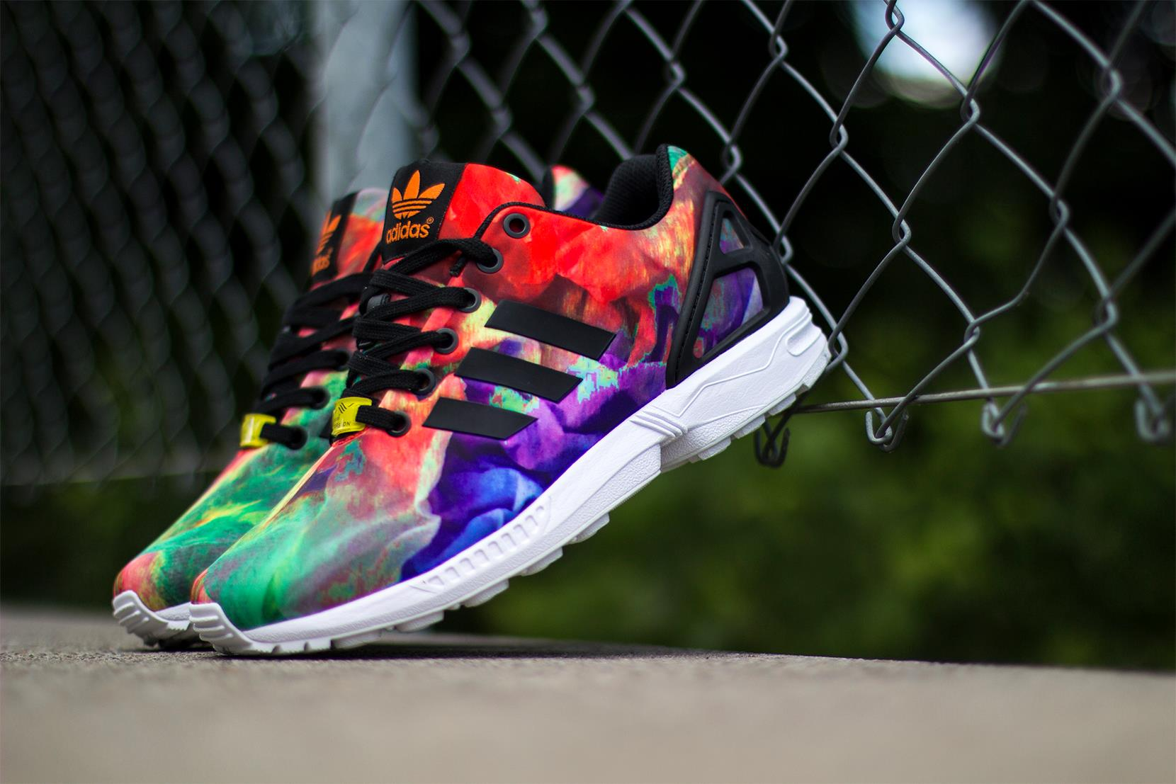 adidas zx flux 39 saint tropez 39 sneakers addict. Black Bedroom Furniture Sets. Home Design Ideas