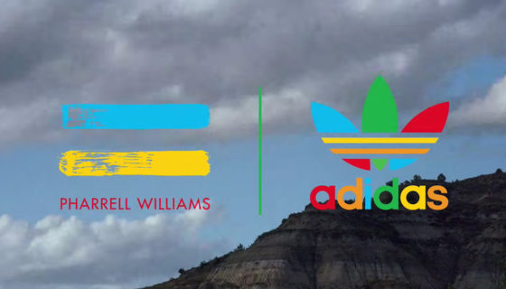 Adidas x Pharell HU Active Wear video