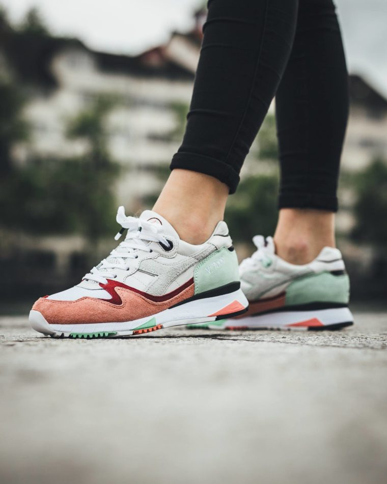 Afew x Diadora V7000 Highly Addictive