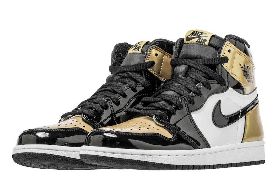 Air Jordan 1 Gold Toe release date