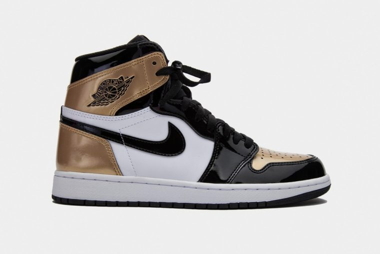 Air Jordan 1 Gold Top 3 release date