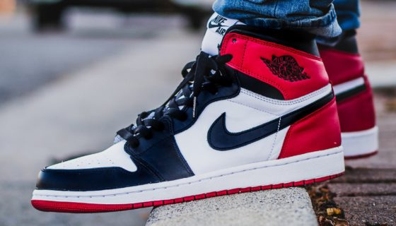 Air Jordan 1 Retro Black Toe Release Date