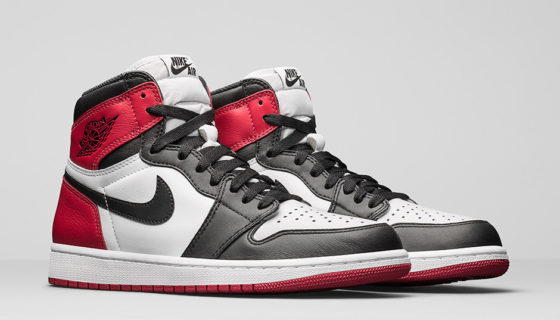 Air Jordan 1 Retro High OG Black Toe – New Pics