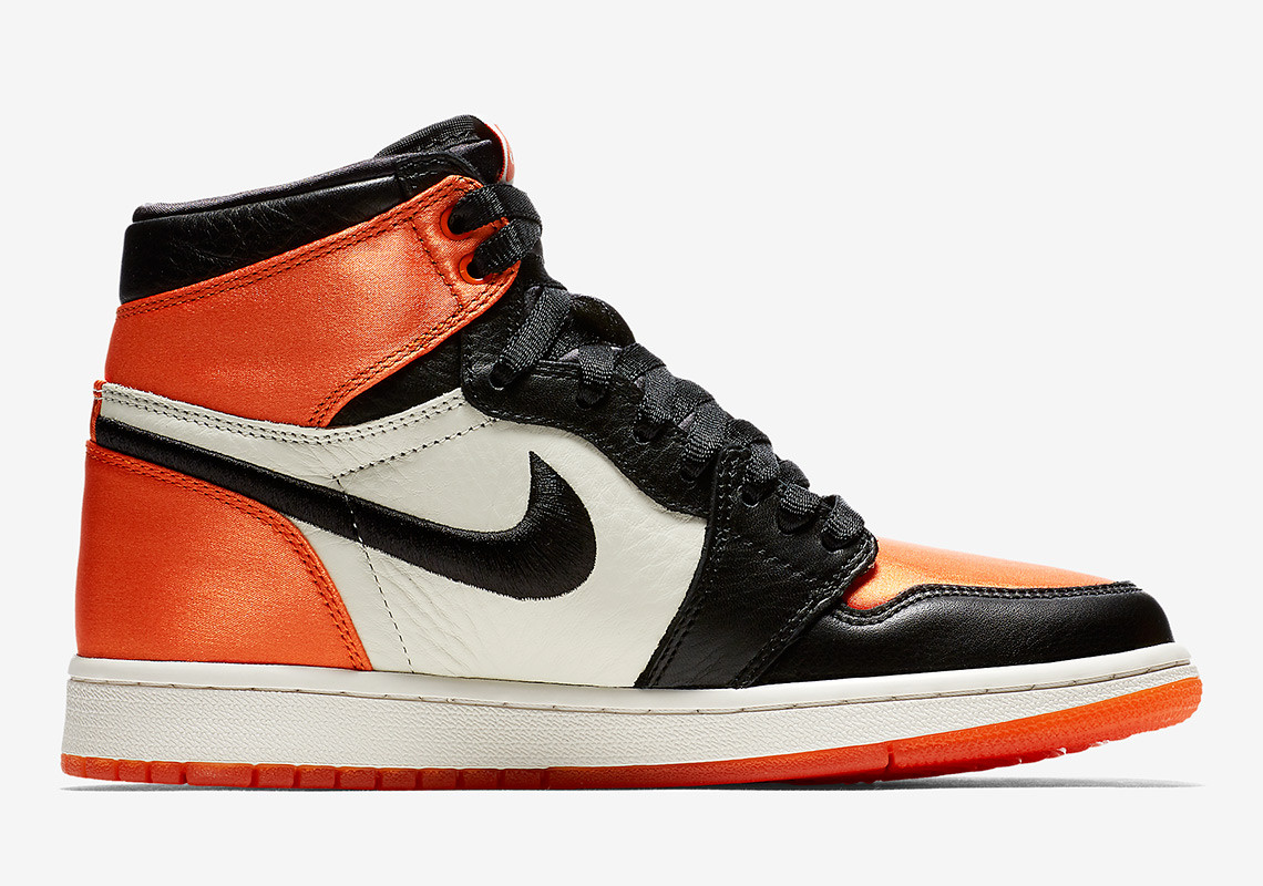 Air Jordan 1 Satin Shattered Backboard release date