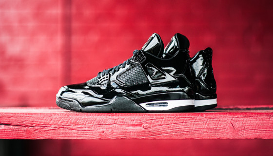 "Air Jordan 11Lab4 ""Black"" – Release details"