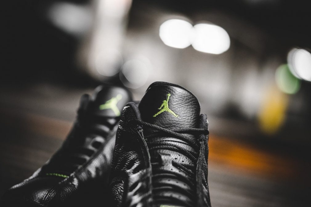 Air Jordan 13 Black Altitude