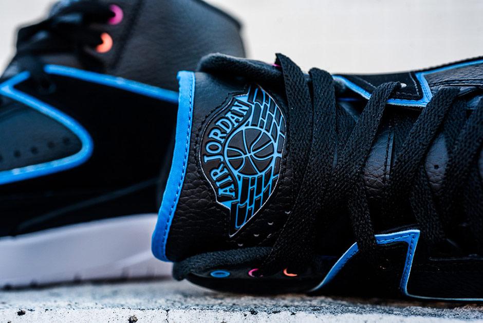 "Air Jordan 2 ""Radio Raheem"""