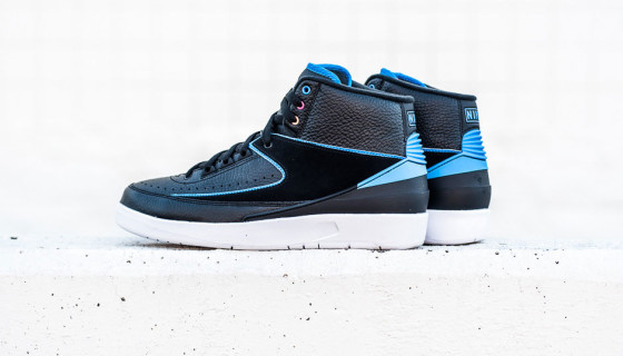 "Air Jordan 2 ""Radio Raheem"""