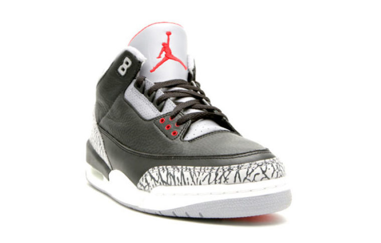 Air Jordan 3 OG Black Cement
