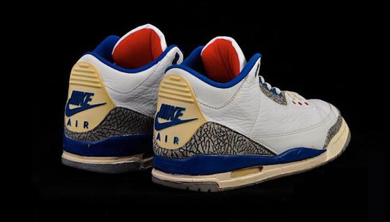 Air Jordan 3 True Blue – Le retour du Nike Air