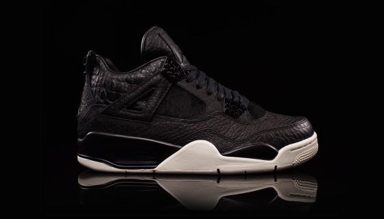 Air Jordan 4 Pinnacle Crocskin Release Date