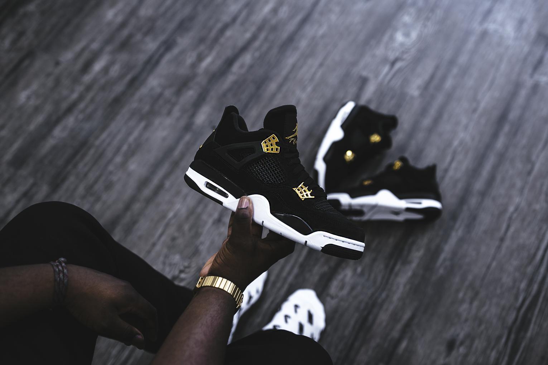 best sneakers c1be6 abab1 Air Jordan 4 Retro Royalty | WAVE®