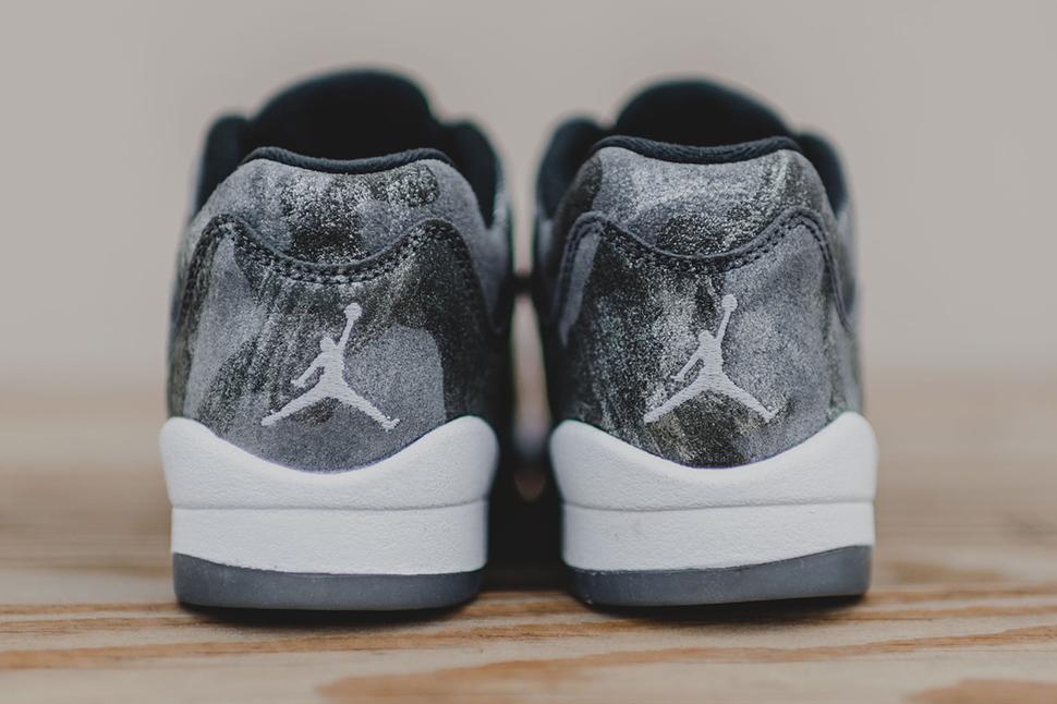 Air Jordan 1 et 5 GS