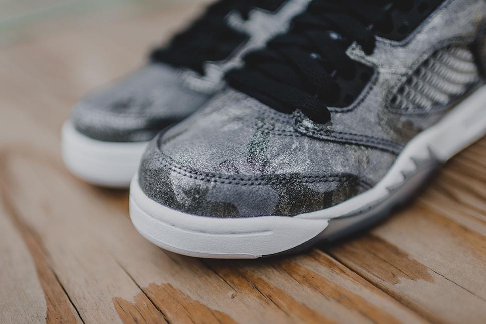 """Air Jordan 5 Retro Low GG """"Cool Grey"""" (Detailed Pics)"""